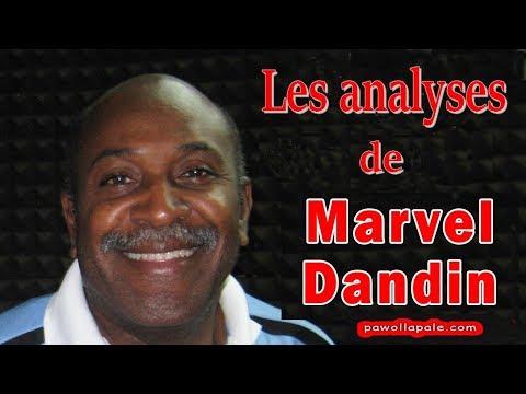 DIM MA DIW / Analiz ak Refleksyon avèk Marvel Dandin (Lundi 18 février 2019)