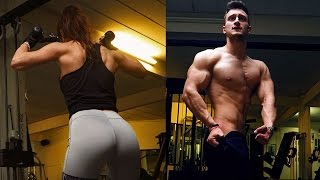 ★ FEMALE & MALE AESTHETIC FITNESS MOTIVATION 2017 - UPPER BODY WORKOUT