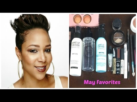 May Favorites 2015 MUFE| Chella| La Girl | Smashbox | Bodyography