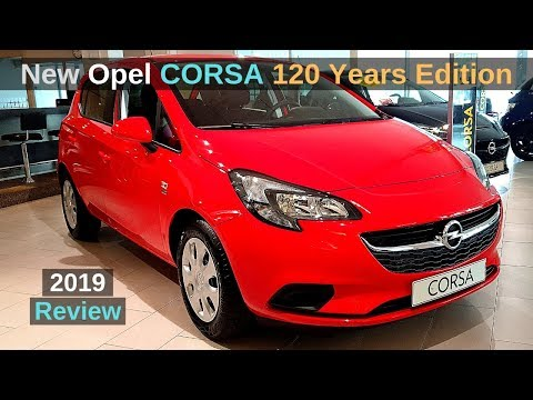 new-opel-corsa-120-years-edition-2019-review-interior-exterior