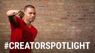 Millionaire Hoy on his journey to fitness | #CreatorSpotlight thumbnail