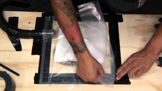 Vacuum Molding and Holster Assembly Video 3