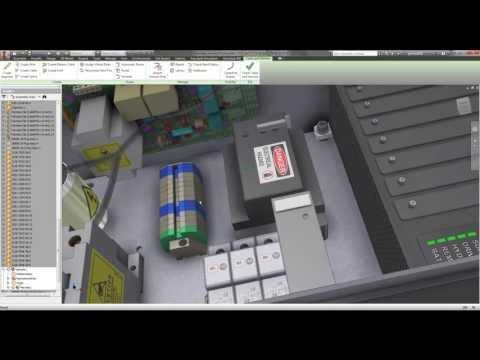 AutoCAD Electrical - Autodesk Inventor Interoperability