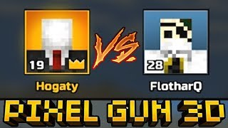 HOGATY I FLOTHAR - PIXEL GUN 3D PO POLSKU - DUO FREE GUNS i PAY TO WIN