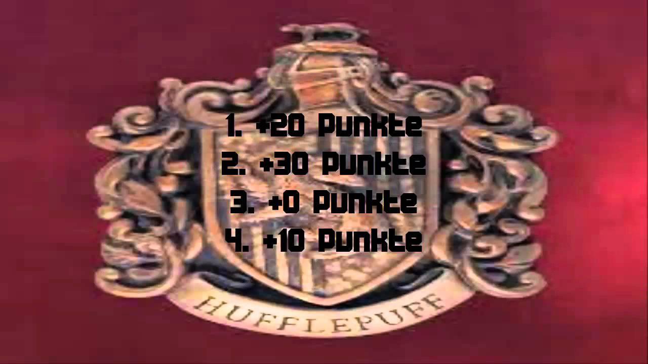 In Welchem Haus Bist Du Harry Potter Youtube