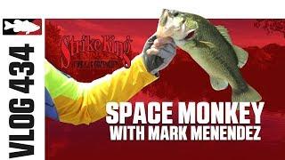Mark Menendez on Kentucky Lake X w. Strike King Pt. 5 - Tackle Warehouse VLOG #434