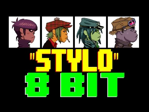 Stylo [8 Bit Cover Tribute to Gorillaz] - 8 Bit Universe