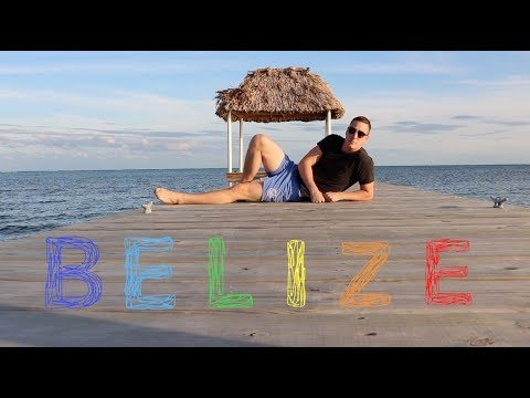 Riding JET Powered Surf Boards in Belize! - Secret Beach