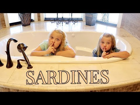 Sardines In a Mansion! Hide and Seek