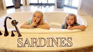 Sardines In a Mansion! Hide and Seek