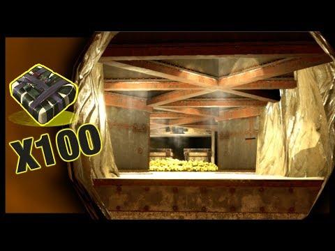 RAIDING An IMPOSSIBLE CAVE BASE BUILD   100 C4 & ROCKETS