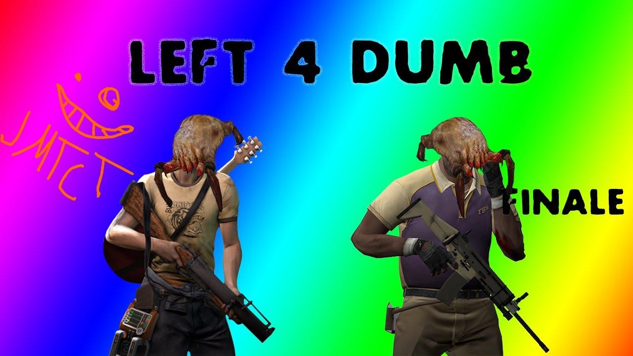 Left 4 Dead 2 City 17 Custom Map - Part 5 - {Final} Dick Metaphors and Rude  Intrusions