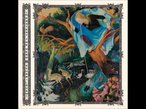 Protest The Hero - Scurrilous (Full Album)
