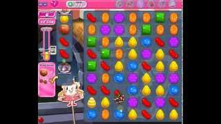 How to beat Candy Crush Saga Level 221 - 2 Stars - No Boosters - 121,180pts