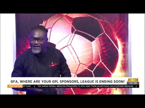 Commentary Position: GFA Where are you GPL sponsors, league is ending soon! - Fire 4 Fire (24-5-21)