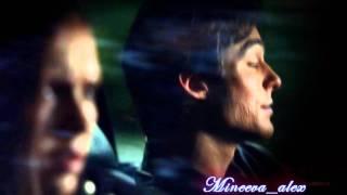 Слишком мало слов ( Деймон и Елена ).The Vampire Diaries