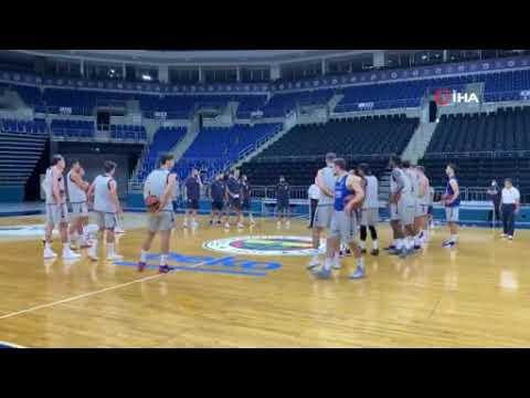 Fenerbahçe Beko, parkeye indi! | Igor Kokoskov'la ilk antrenman!