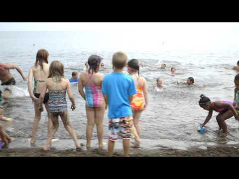 Erie PA - Shark Free Beaches!