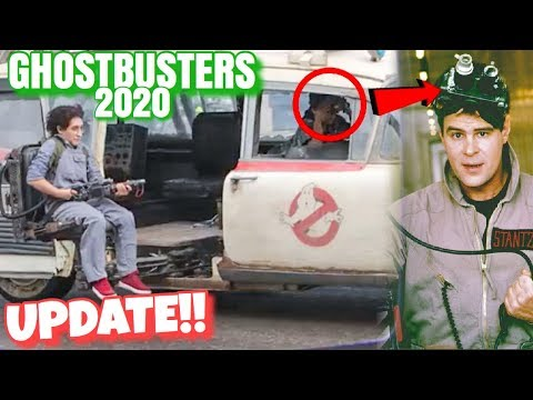 Ghostbuster 3 (2020) Gadgets, Villain & MORE!!