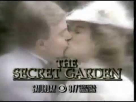 1989 Cbs The Secret Garden 1987 Commercial Youtube