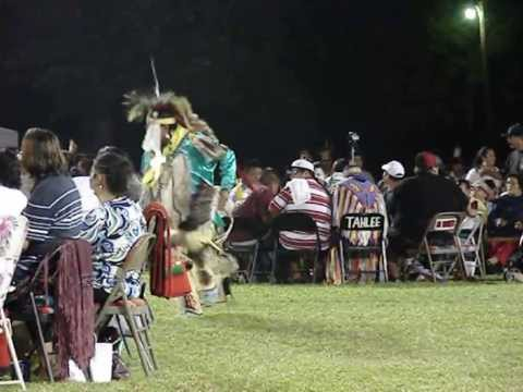 2008 Sac-n-Fox Powwow - Mens Straight Dance