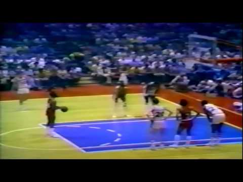 1977 NBA Finals Gm. 1 Blazers vs. Sixers (4/6)