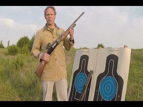 Shotgun Slugs: Smoothbore  Vs. Rifled Barrel.