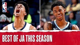 Best of Ja Morant | Part 1 | 2019-20 NBA Season