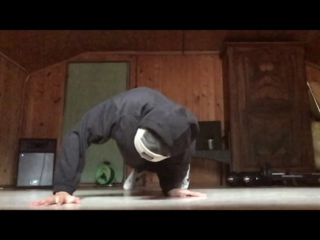 #blibdihei - Breakdance Baby Freeze