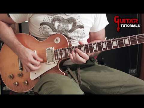 Love Ain't a Love Song (Joe Bonamassa) - Guitar Tutorial with Matt Bidoglia