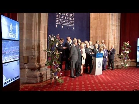 American and Spanish chemists win prestigious Asturias research prize