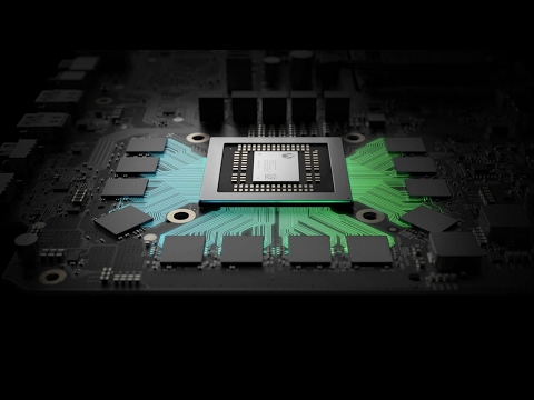 Xbox One X Hardware: First Look from Every Angle - IGN Live: E3 2017