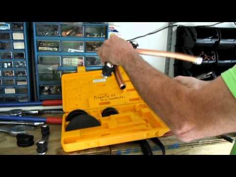 HVAC tubing benders 1
