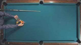 How to Rack & Break Pool Trick Shots