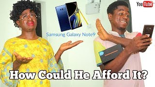 Samsung Galaxy Note 9 In An African Home | Mama Shem