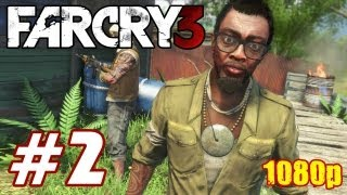 Far Cry 3 PART 2 Playthrough [1080p] TRUE-HD QUALITY