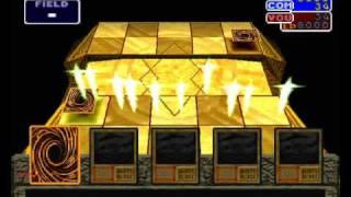 YU-GI-OH Forbidden Memories Yugi vs DarkNite and Nitemare