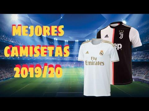 camisetas mas vendidas futbol 2019