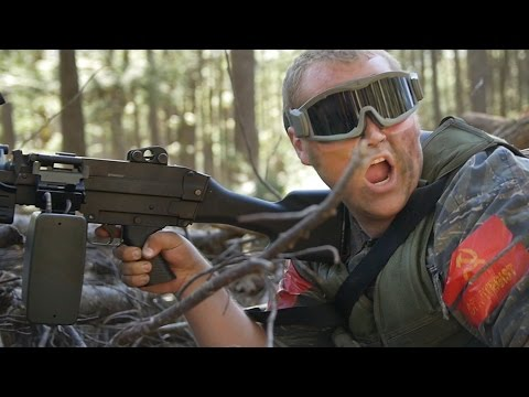 Maine Airsoft - Operation Red Breach 2015