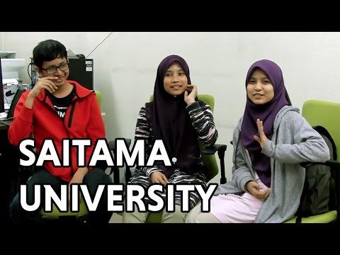 JAD14: Saitama University