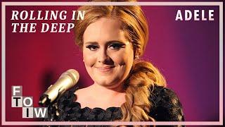 Rolling In The Deep - Adele Lyrics