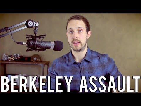 Conservative Activist Assaulted at Berkeley   An Actual 'Jussie' Case Nobody Will Talk About