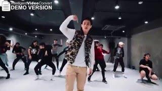Fine By Me - Chris Brown - Eunho Kim Choreography (MIRRORED)