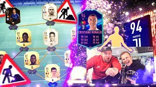 FIFA 19: OTW Pack Opening + XL Team Umbau ft DerKeller 🔥🔥