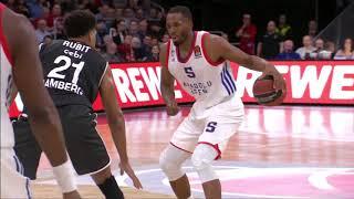 EuroLeague 26. Hafta: Brose Bamberg - Anadolu Efes