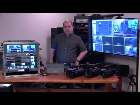 DJP Training - ATEM Software