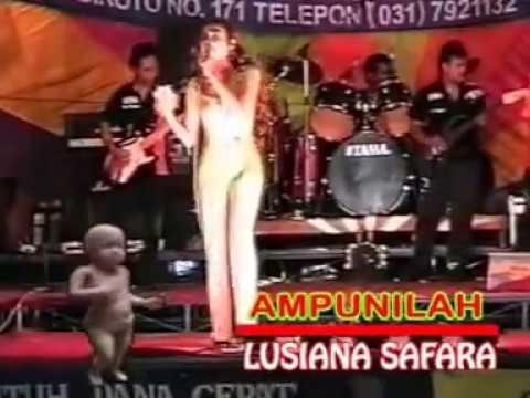 AMPUNILAH-LUSIANA SAFARA-OM.SERA LAWAS CAK MET by ansoryart