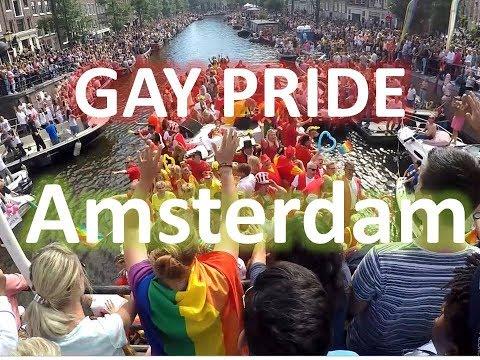 Amsterdam Gay Pride 2017