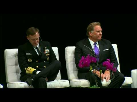 Adm. Rogers discusses cybersecurity readiness