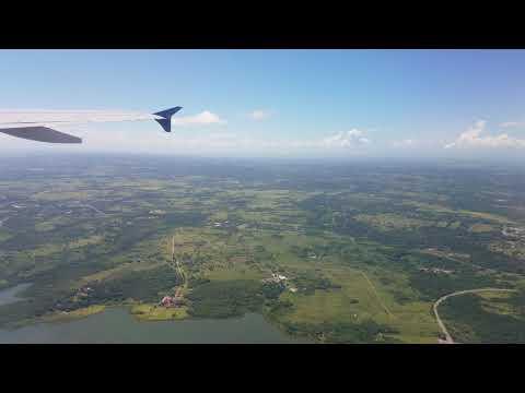 Delta 650 Havana-Miami Take-Off
